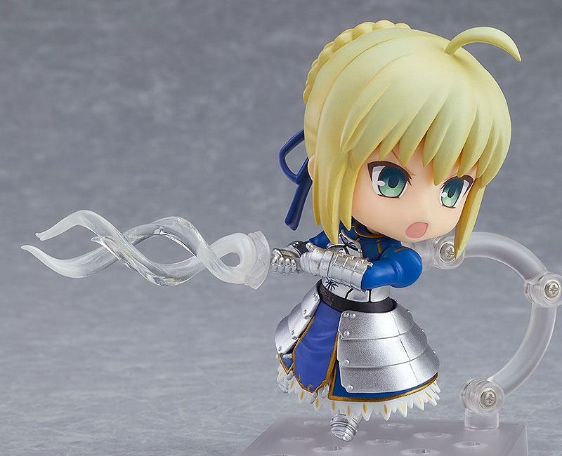 Fate/Grand Order Nendoroid Saber/Altria Pendragon: True Name Revealed Ver.-10396
