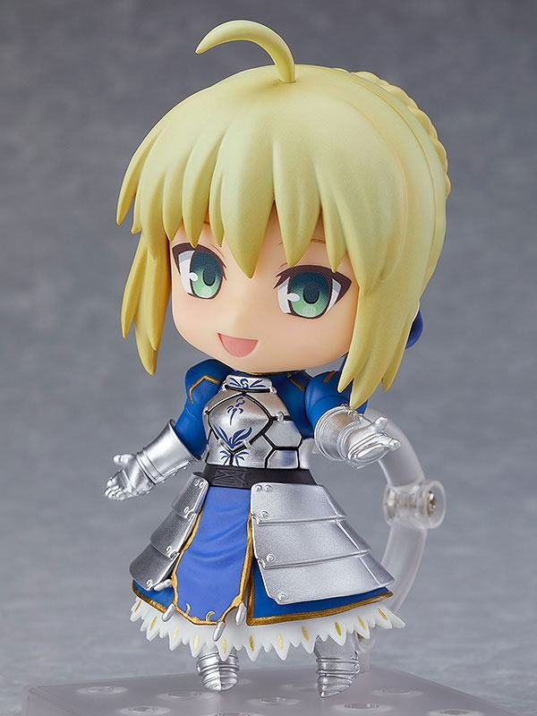 Fate/Grand Order Nendoroid Saber/Altria Pendragon: True Name Revealed Ver.-10397