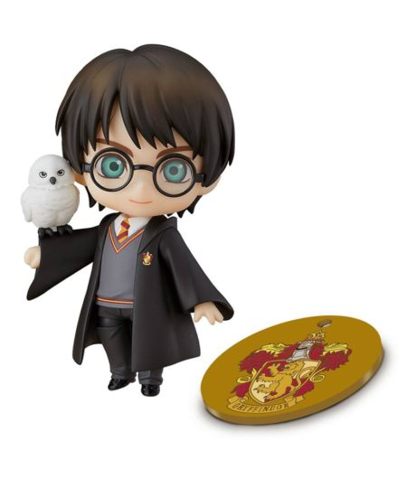 Harry Potter Nendoroid Harry Potter (Exclusive Base Version)-0