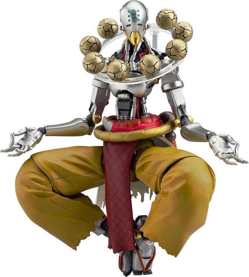 Overwatch Figma Action Figure Zenyatta-0