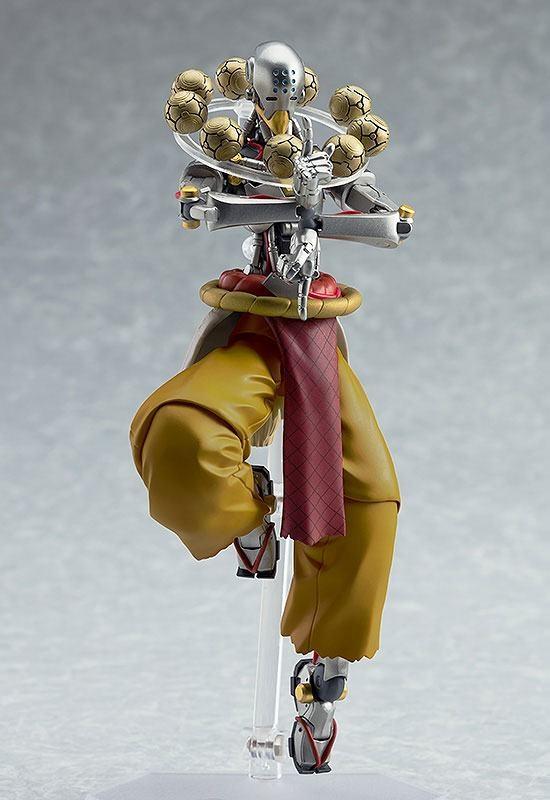Overwatch Figma Action Figure Zenyatta-10498