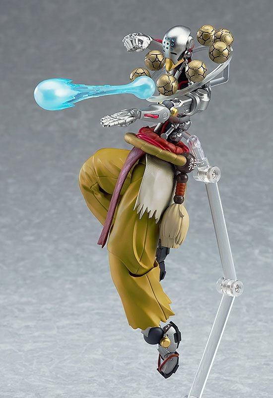 Overwatch Figma Action Figure Zenyatta-10499
