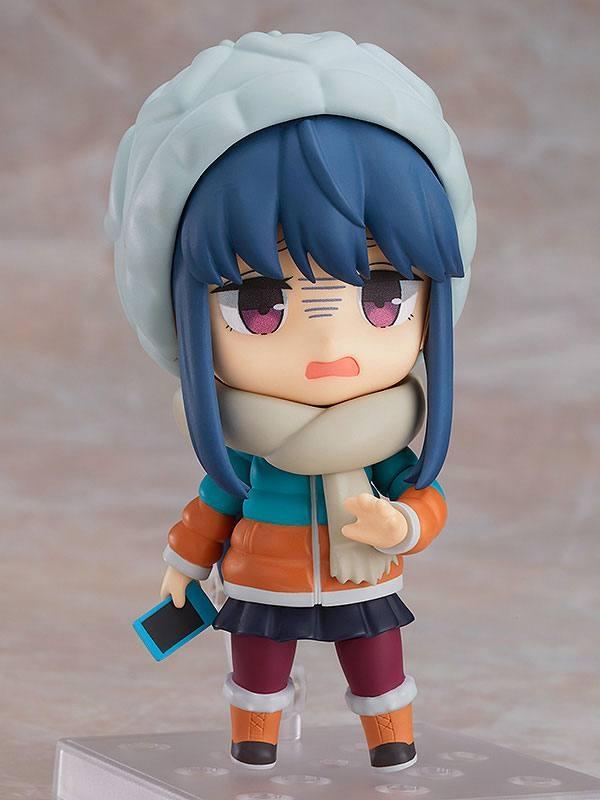 Laid-Back Camp Nendoroid Rin Shima DX Ver.-10381