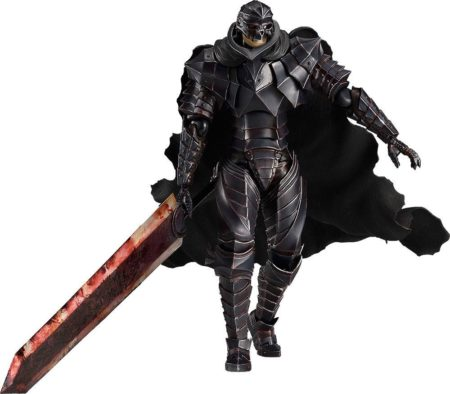Berserk Figma Guts Berserker Armor Ver. Repaint / Skull Edition-0