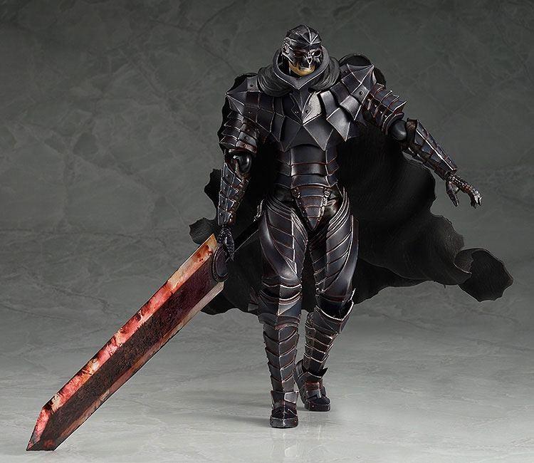 Berserk Figma Guts Berserker Armor Ver. Repaint / Skull Edition-10266