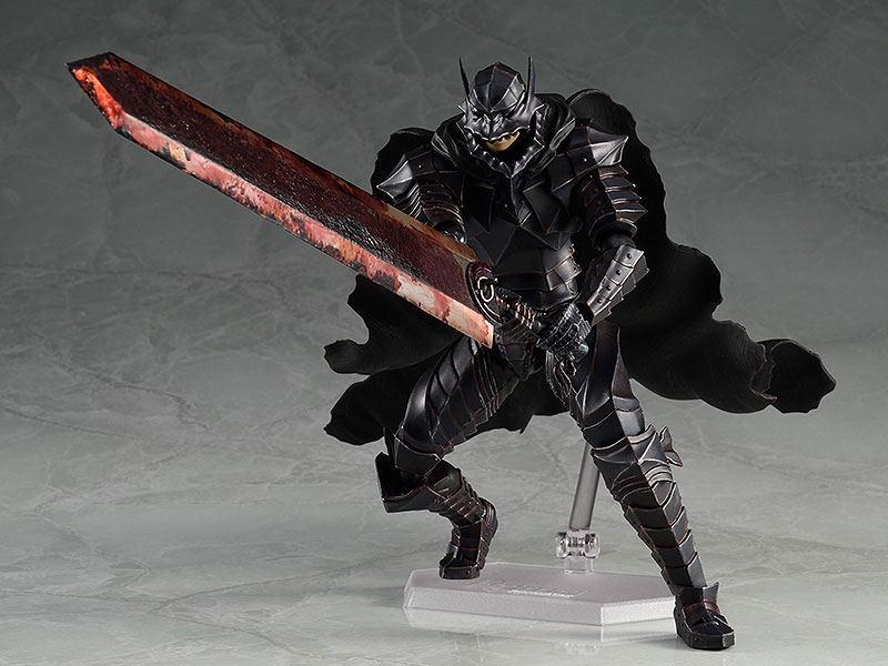 Berserk Figma Guts Berserker Armor Ver. Repaint / Skull Edition-10268