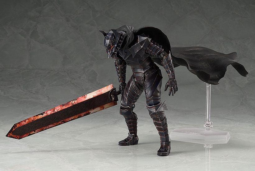 Berserk Figma Guts Berserker Armor Ver. Repaint / Skull Edition-10269