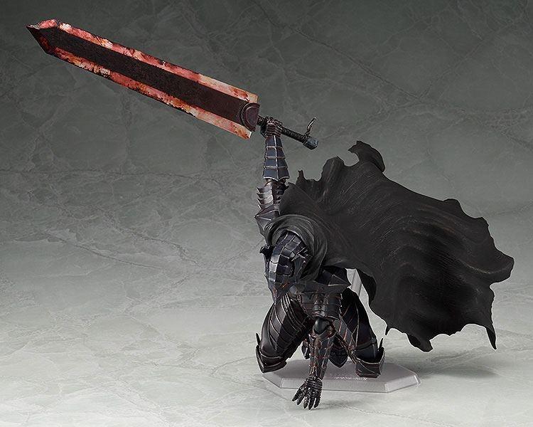 Berserk Figma Guts Berserker Armor Ver. Repaint / Skull Edition-10270
