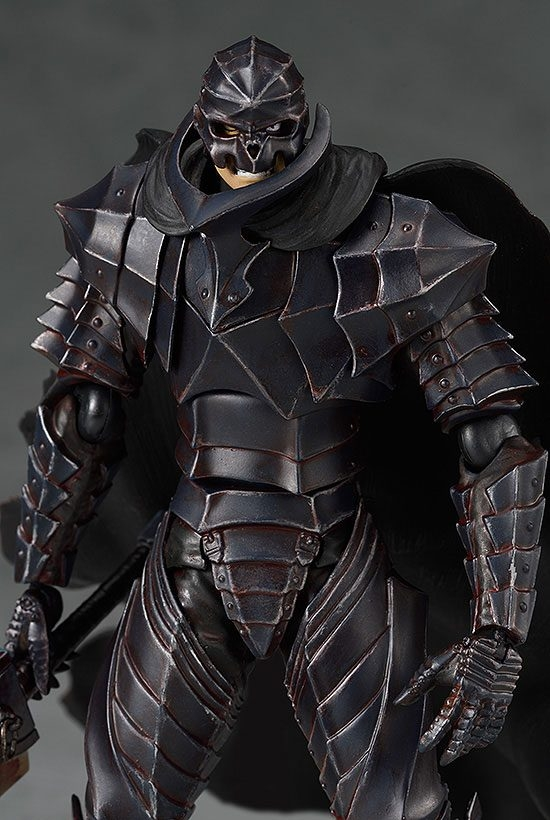 Berserk Figma Guts Berserker Armor Ver. Repaint / Skull Edition-10271