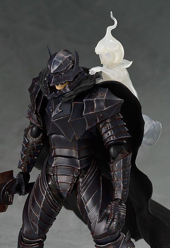 Berserk Figma Guts Berserker Armor Ver. Repaint / Skull Edition-10272