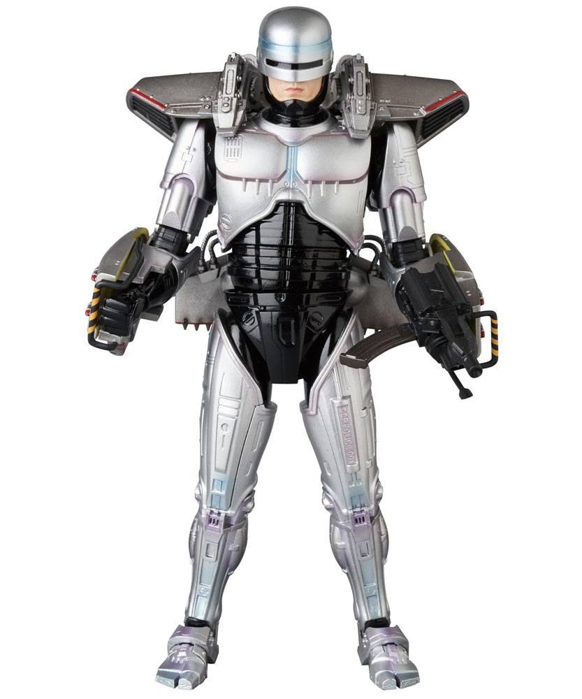 Robocop 3 MAFEX Action Figure Robocop-10484