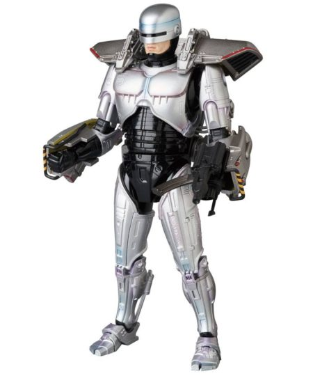 Robocop 3 MAFEX Action Figure Robocop-0