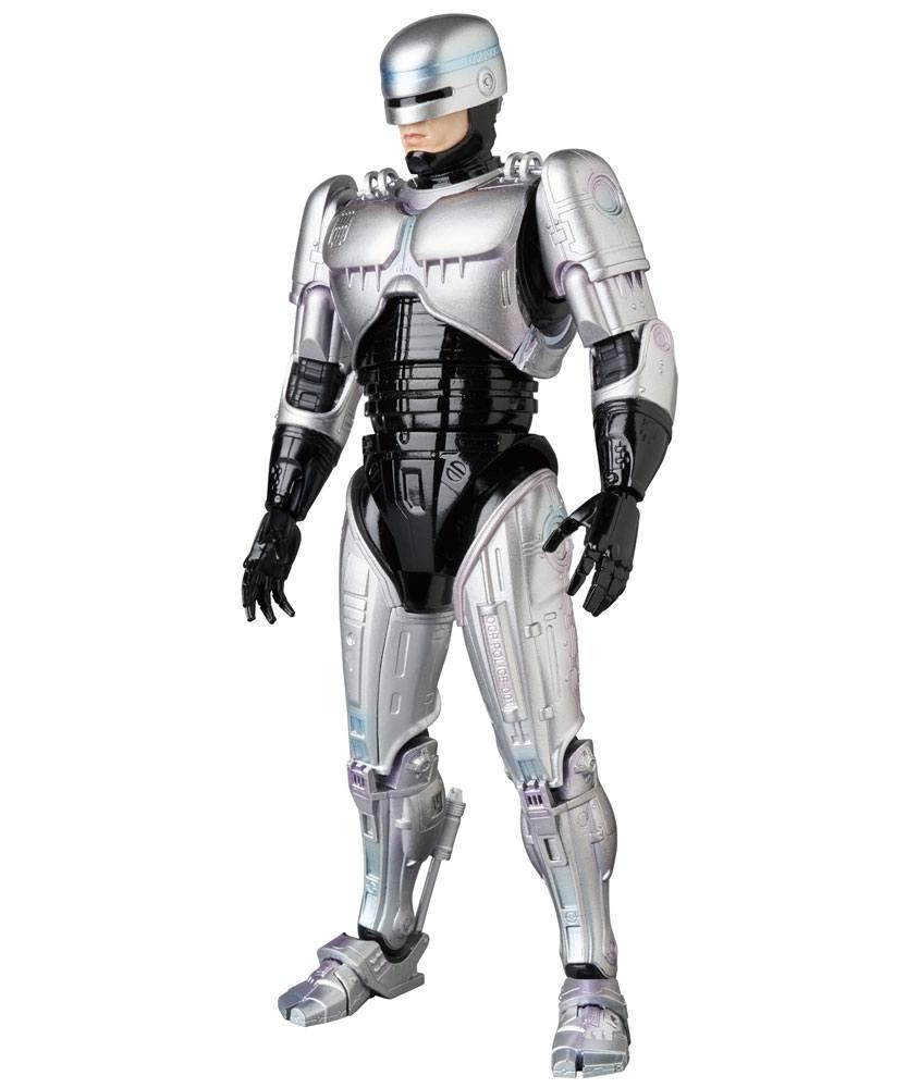Robocop 3 MAFEX Action Figure Robocop-10485