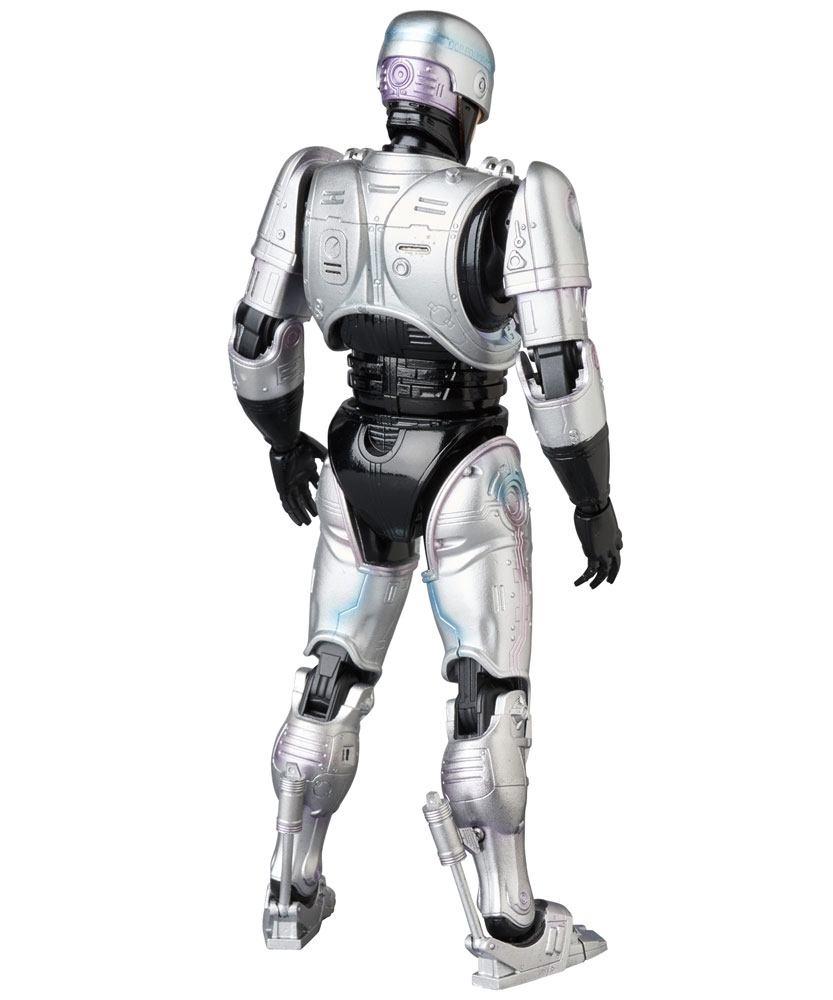 Robocop 3 MAFEX Action Figure Robocop-10487