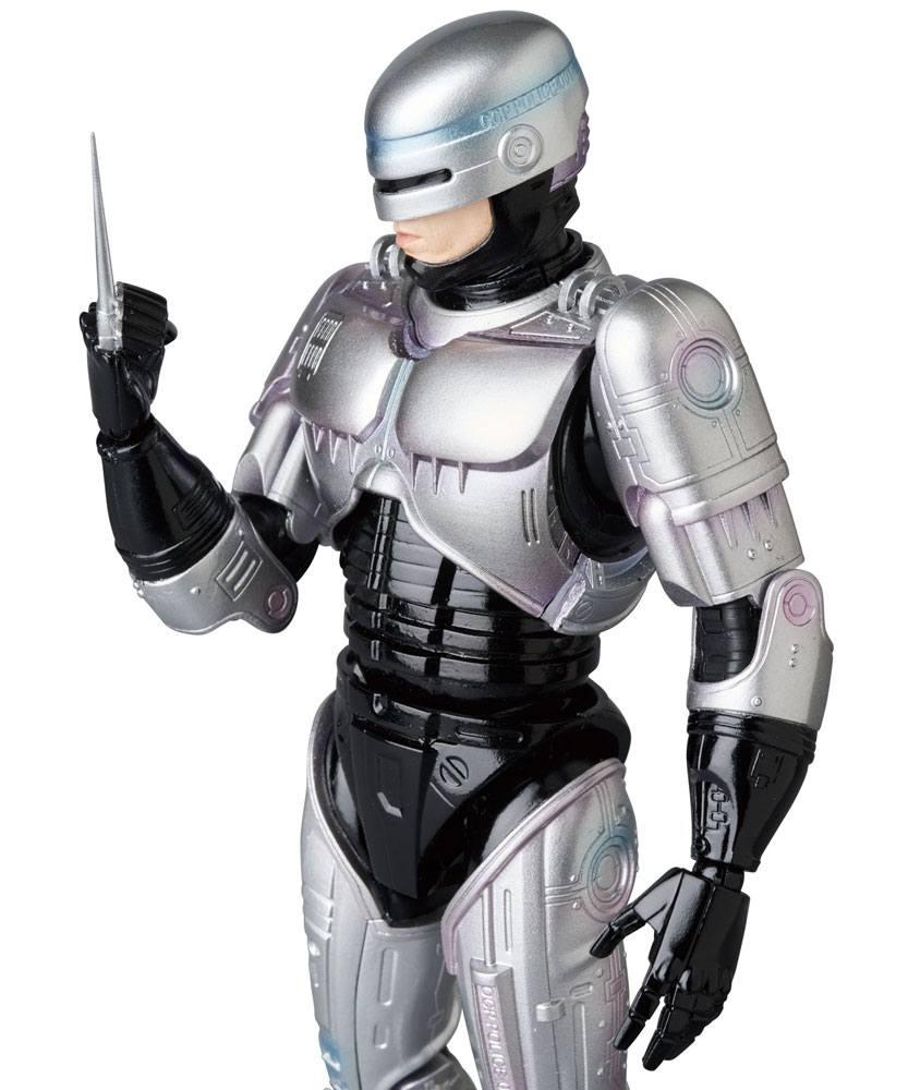 Robocop 3 MAFEX Action Figure Robocop-10491