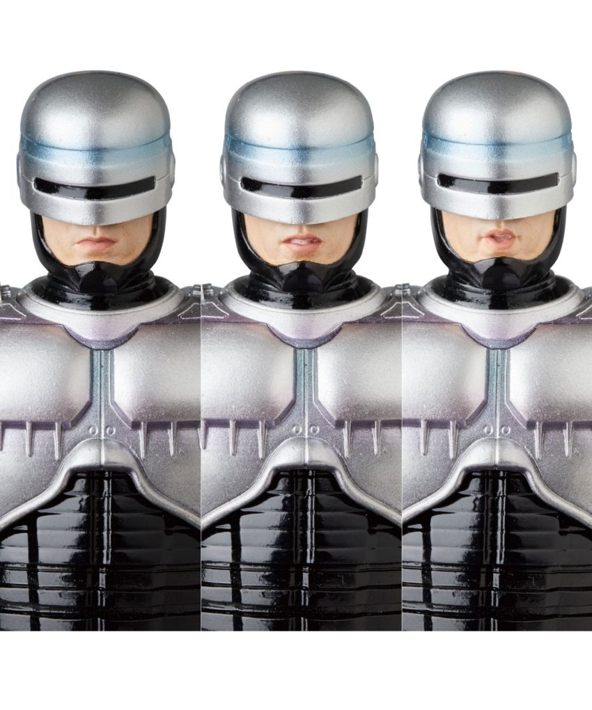 Robocop 3 MAFEX Action Figure Robocop-10494