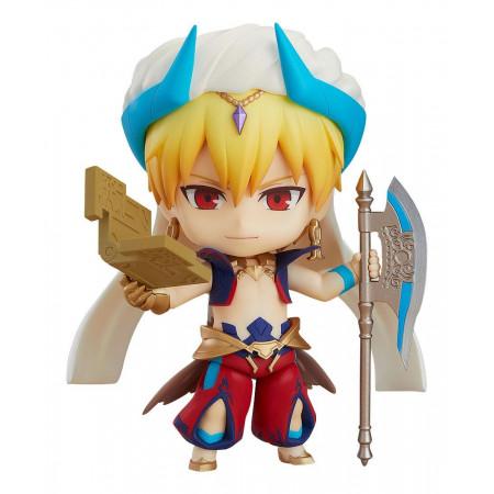 Fate/Grand Order Nendoroid Caster/Gilgamesh Ascension Ver.-0