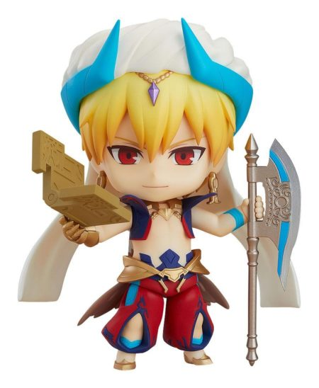 Fate/Grand Order Nendoroid Caster/Gilgamesh Ascension Ver.-0