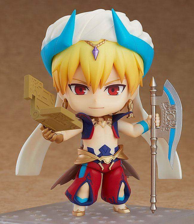 Fate/Grand Order Nendoroid Caster/Gilgamesh Ascension Ver.-10188