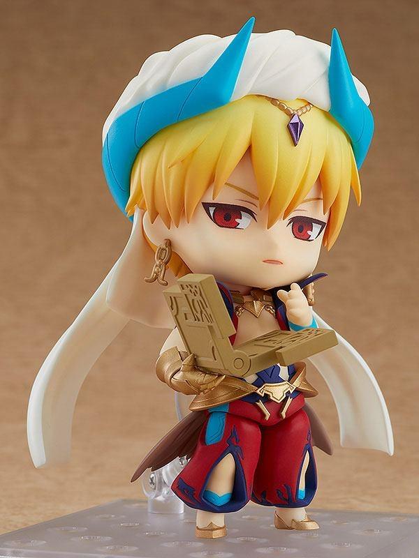 Fate/Grand Order Nendoroid Caster/Gilgamesh Ascension Ver.-10186