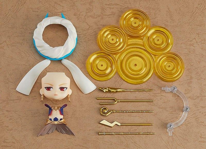 Fate/Grand Order Nendoroid Caster/Gilgamesh Ascension Ver.-10190
