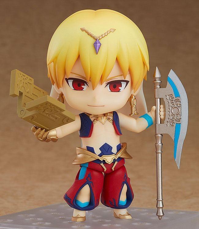 Fate/Grand Order Nendoroid Caster/Gilgamesh Ascension Ver.-10191