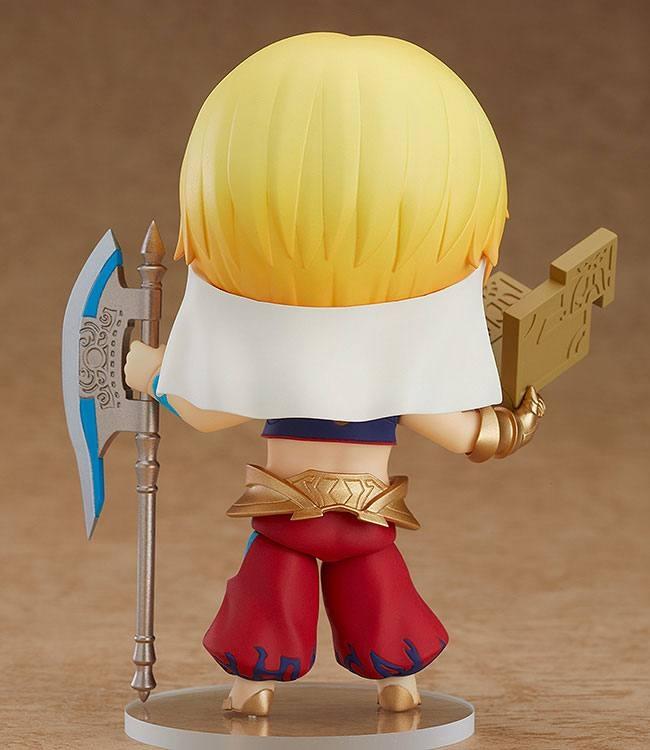 Fate/Grand Order Nendoroid Caster/Gilgamesh Ascension Ver.-10194