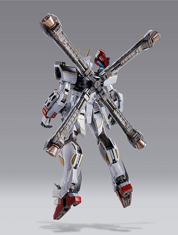 Metal Build Crossbone Gundam X1-10826