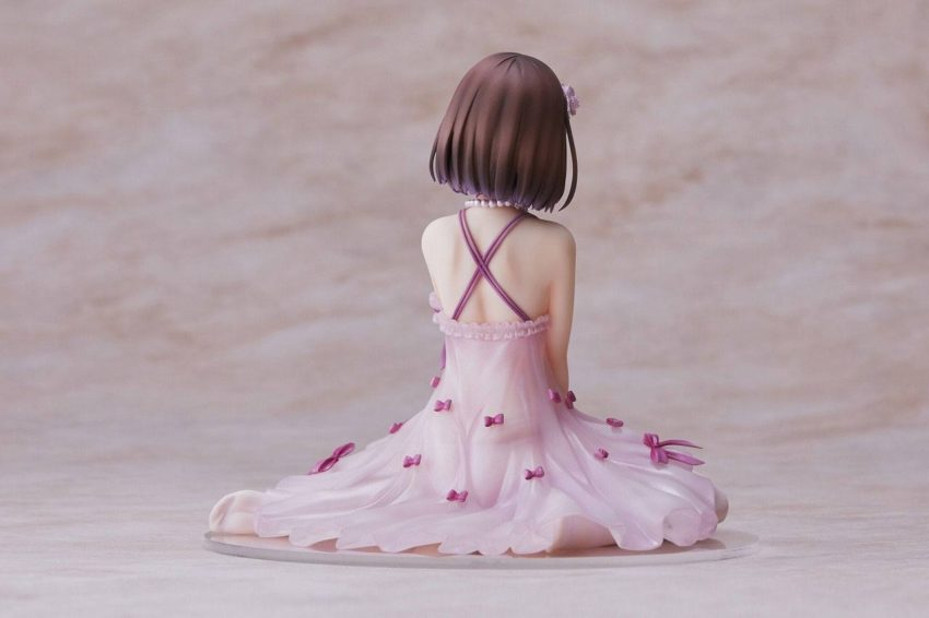 Saekano: How to Raise a Boring Girlfriend Statue 1/7 Megumi Kato Lingerie Ver.-10814