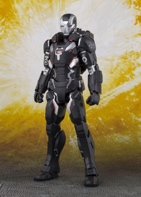 Avengers Infinity War S.H. Figuarts War Machine Mark IV-0