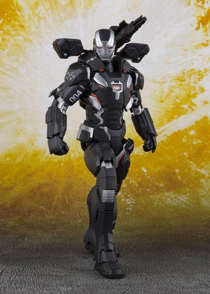 Avengers Infinity War S.H. Figuarts War Machine Mark IV-10794