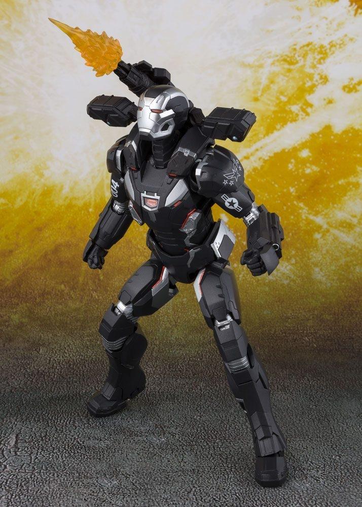 Avengers Infinity War S.H. Figuarts War Machine Mark IV-10795