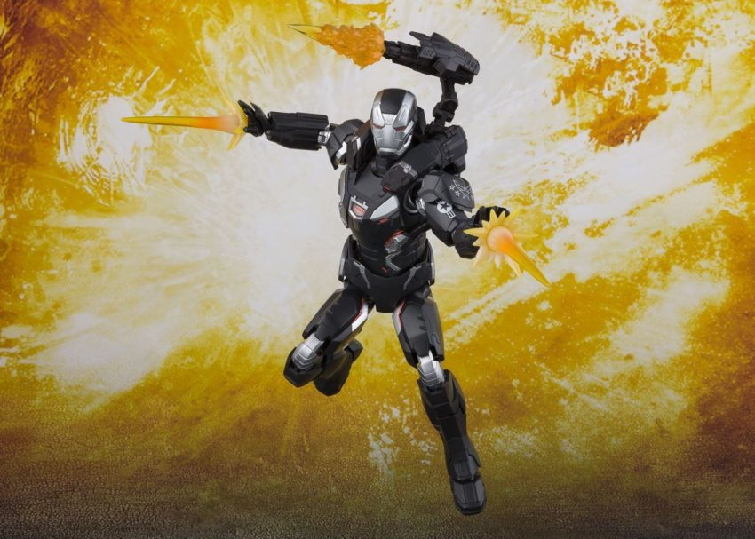 Avengers Infinity War S.H. Figuarts War Machine Mark IV-10796