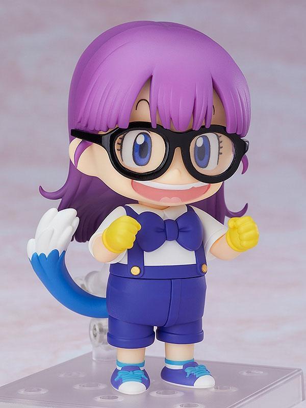 Dr. Slump Nendoroid Arale Norimaki Cat Ears Ver. & Gatchan-10619