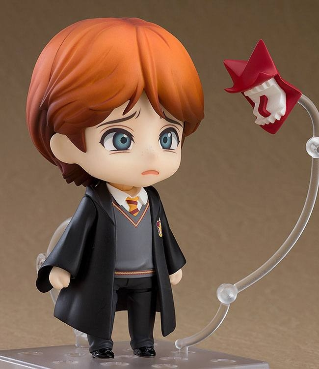 Harry Potter Nendoroid Ron Weasley (Exclusive Base Edition)-10874