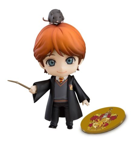 Harry Potter Nendoroid Ron Weasley (Exclusive Base Edition)-0