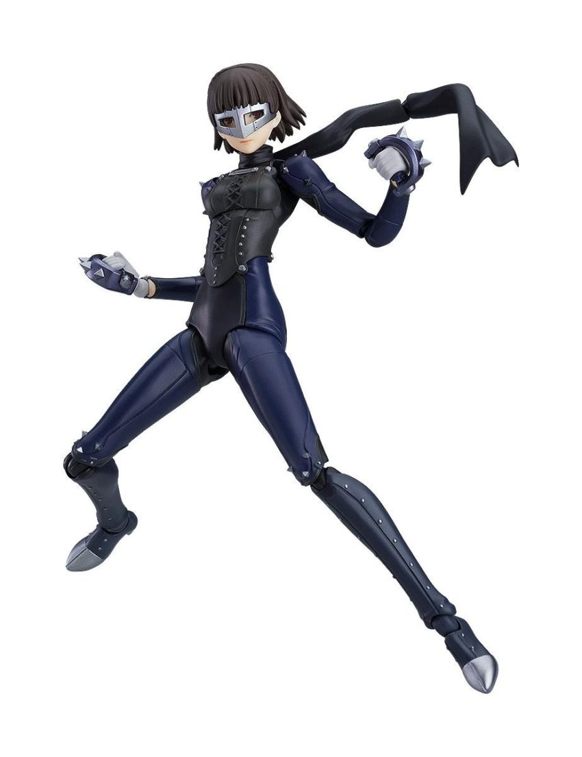 Persona 5 The Animation Figma Action Figure Queen-0