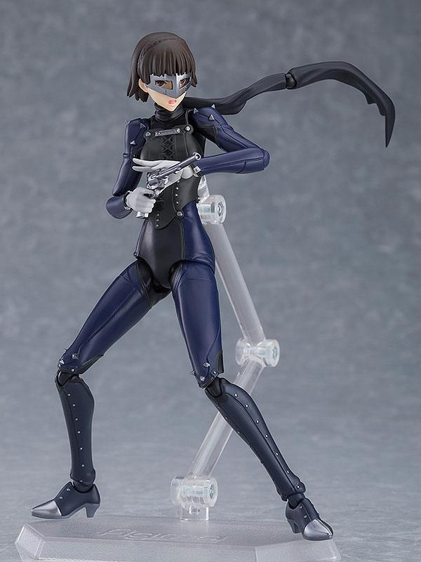 Persona 5 The Animation Figma Action Figure Queen-10916
