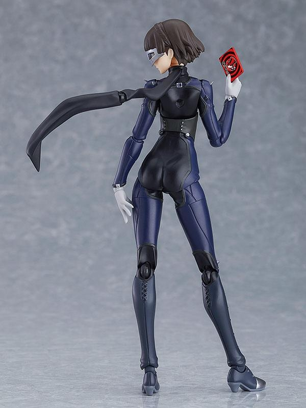 Persona 5 The Animation Figma Action Figure Queen-10912