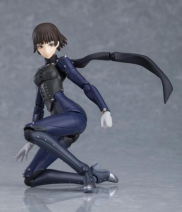 Persona 5 The Animation Figma Action Figure Queen-10915