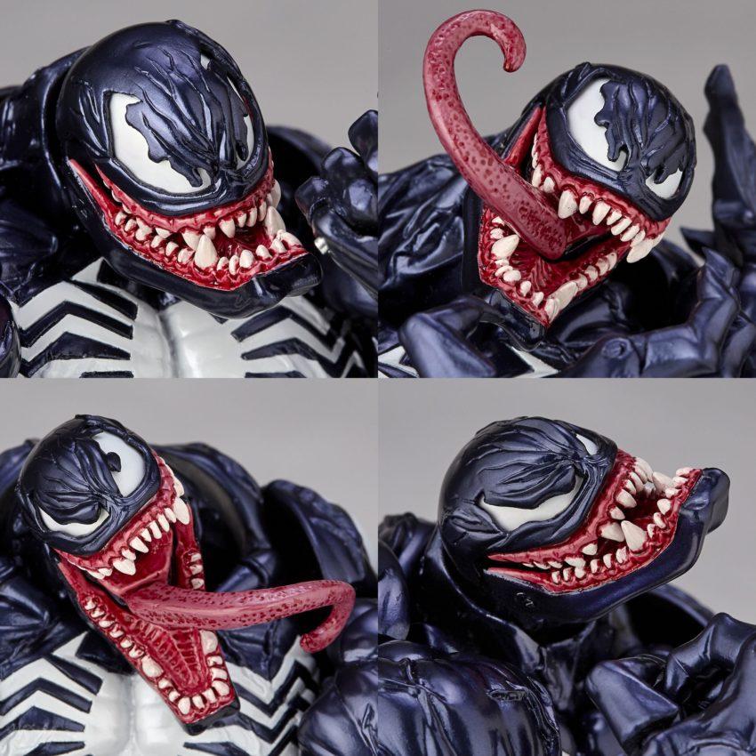 Marvel Amazing Yamaguchi No.003 Venom-11111