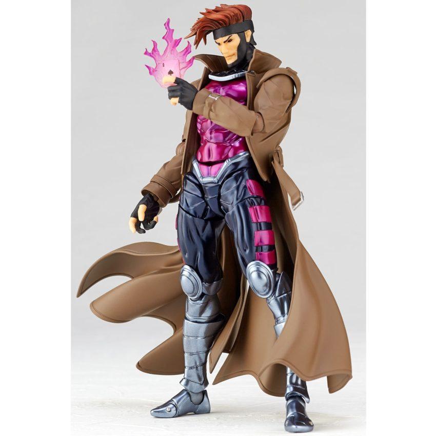 Marvel Amazing Yamaguchi No.012 Gambit-11098