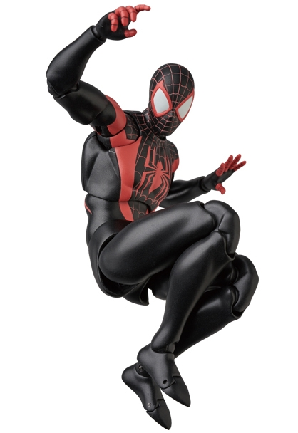 Marvel MAFEX No.092 Spider-Man (Miles Morales)-11272