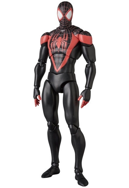 Marvel MAFEX No.092 Spider-Man (Miles Morales)-11273