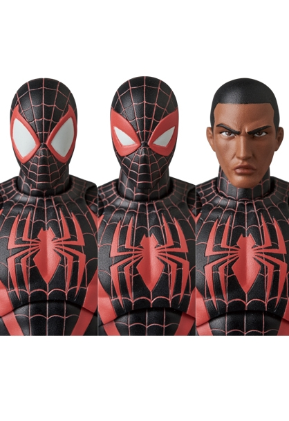 Marvel MAFEX No.092 Spider-Man (Miles Morales)-11275