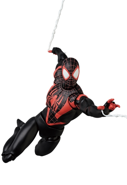 Marvel MAFEX No.092 Spider-Man (Miles Morales)-11276