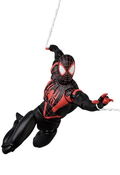 Marvel MAFEX No.092 Spider-Man (Miles Morales)-11276