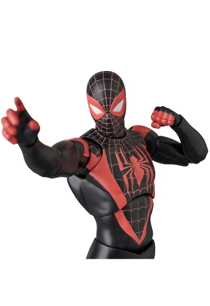 Marvel MAFEX No.092 Spider-Man (Miles Morales)-11278