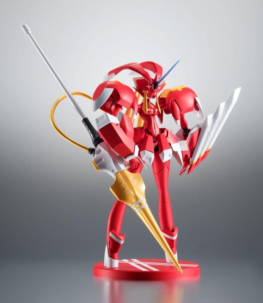 Darling in the Franxx Robot Spirits Strelizia XX-0
