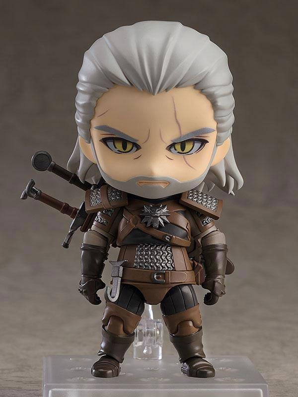 The Witcher 3 Wild Hunt Nendoroid Geralt (Exclusive base version)-11080